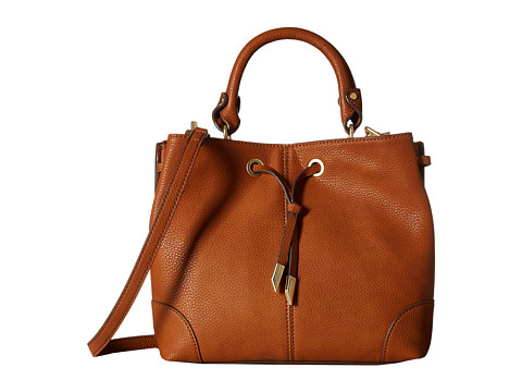 Foley & Corinna Devon Satchel - Cognac