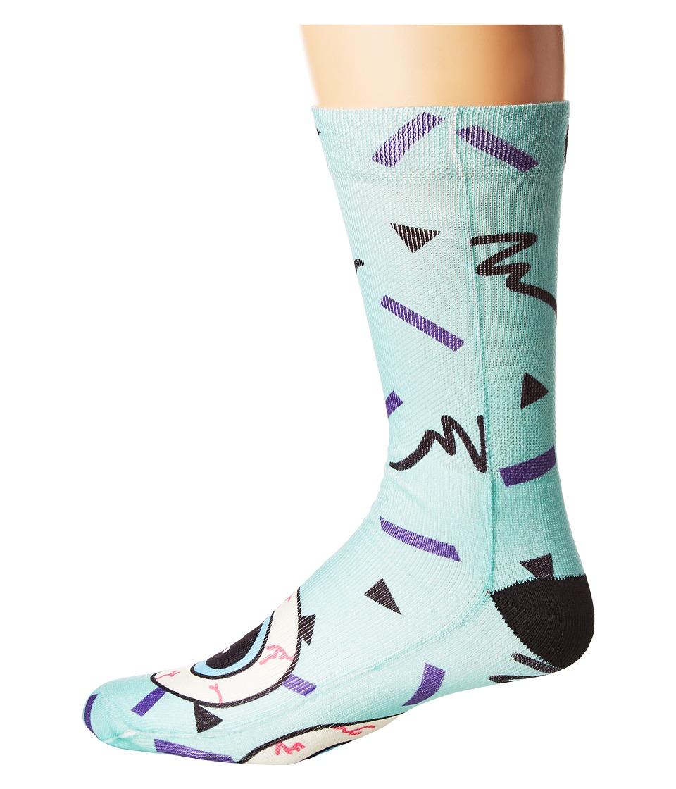 Depressed Monsters - Squiggly Eyeball Socks