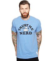 The Original Retro Brand - Trust Me I'M A Nerd Short Sleeve Tri-Blend Tee