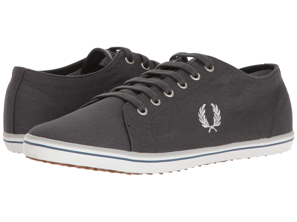 Fred Perry Kingston Twill (Charcoal/Dolphin/Midnight) Men