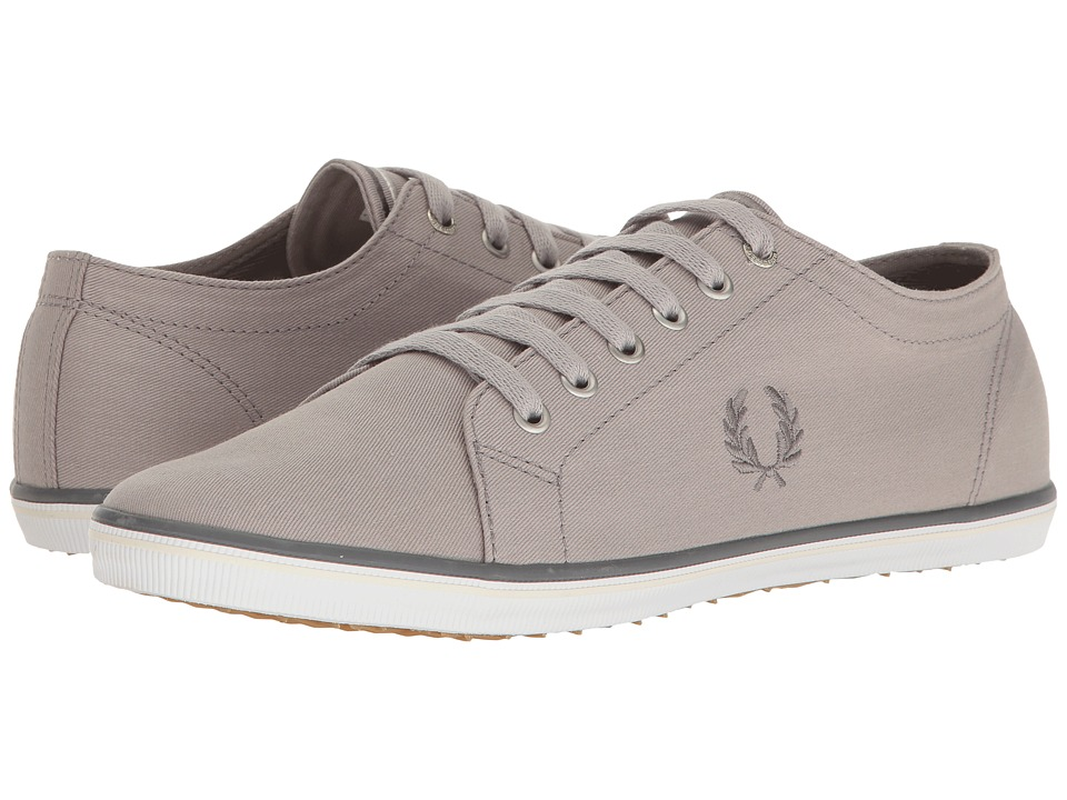 Fred Perry Kingston Twill (1964 Silver/Porcelain/Falcon Grey) Men