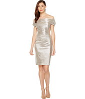 Tahari by ASL - Metallic Sheath Dress