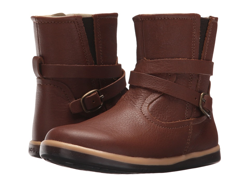 Bobux Kids Kid+ Classic Sway (Toddler/Little Kid) (Toffee) Kid's Shoes