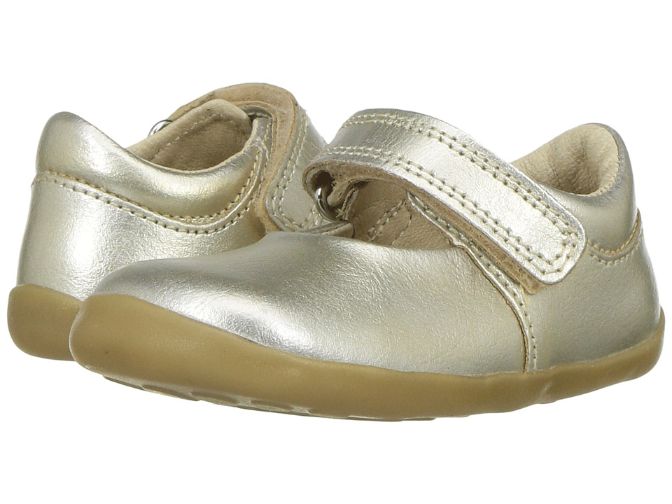 Bobux Kids Step Up Classic Dance (Infant/Toddler) (Molten Gold) Girl's Shoes