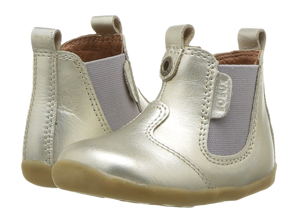Bobux Kids Step Up Classic Jodphur (Infant/Toddler) (Molten Gold) Girl's Shoes
