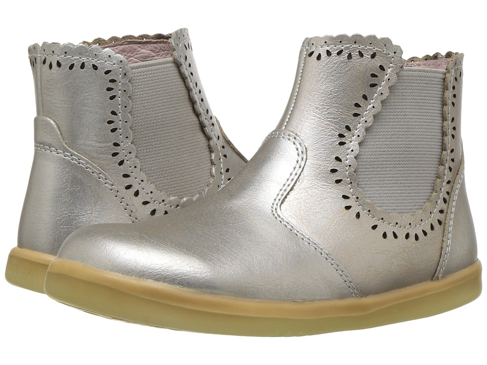 Bobux Kids I-Walk Classic Lucky (Toddler) (Molten Gold) Girl's Shoes