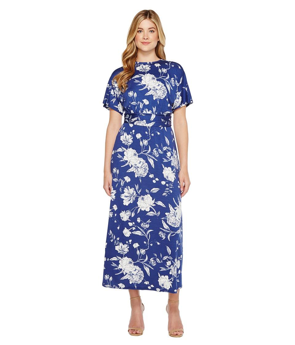Rachel Pally Asta Dress (Seaside Peony) Women