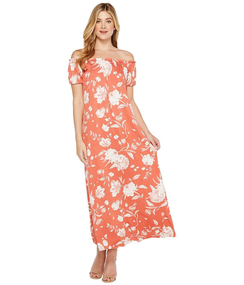 Rachel Pally Ossiane Dress (Chipotle Peony) Women