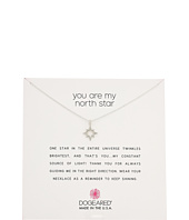Dogeared - You Are My North Star, Open North Star Necklace
