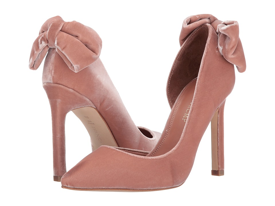 Ivanka Trump Candi 2 (Gold Fabric/IP Velluto Master) High Heels