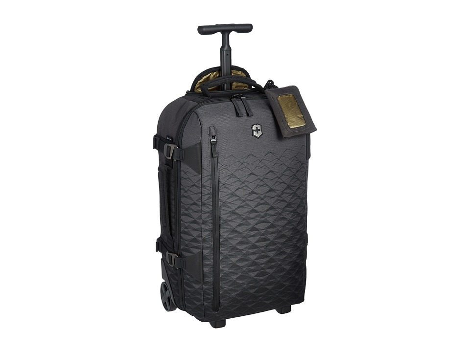 Victorinox VX Touring Wheeled Global Carry-On (Anthracite) Carry on Luggage