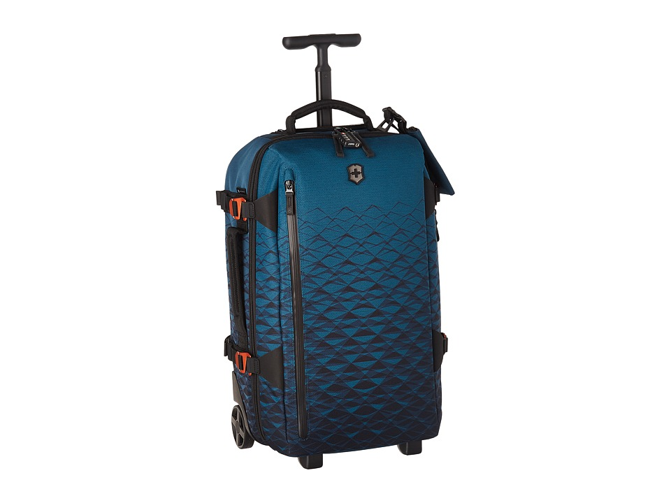 Victorinox VX Touring Wheeled Global Carry-On (Dark Teal)...