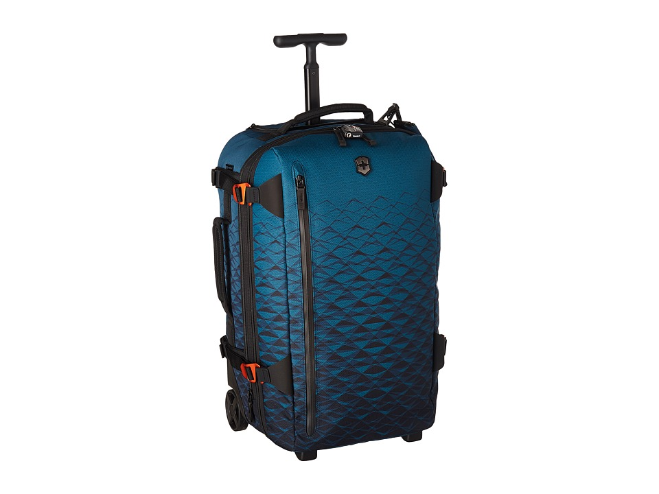 Victorinox VX Touring Wheeled Carry-On (Dark Teal) Carry on Luggage
