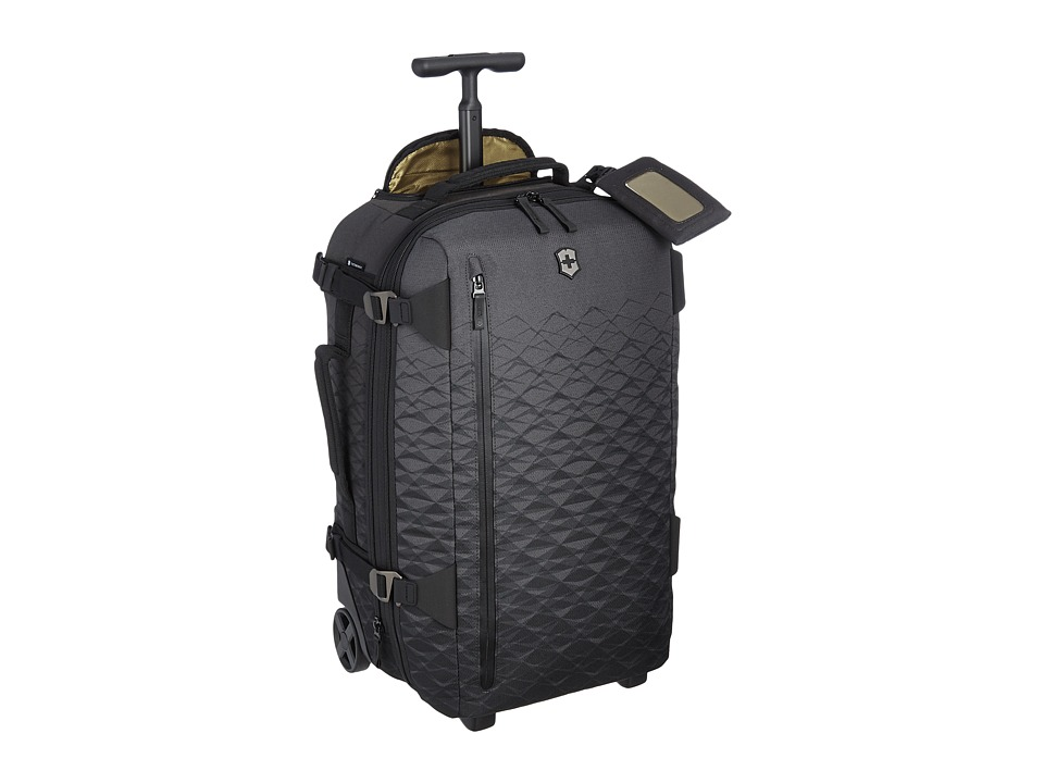 Victorinox VX Touring Wheeled 2-in-1 Carry-On (Anthracite) Carry on Luggage