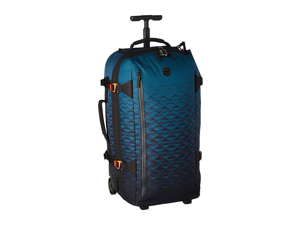Victorinox - VX Touring Wheeled Duffel Medium (Dark Teal) Duffel Bags