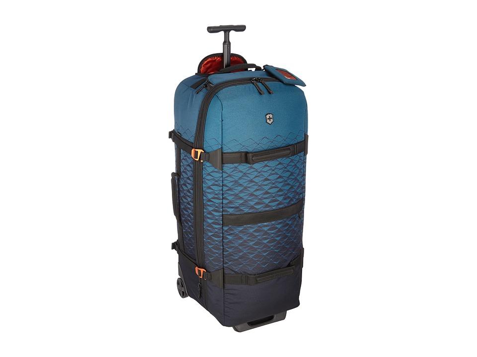 Victorinox - VX Touring Wheeled Duffel Extra-Large (Dark Teal) Duffel Bags