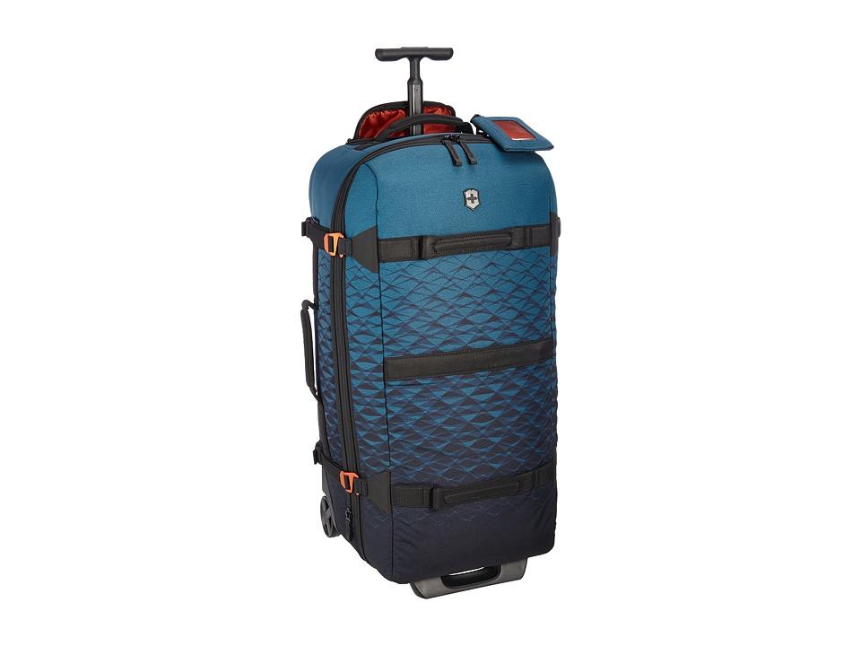 Victorinox - VX Touring Wheeled Duffel Large (Dark Teal) Duffel Bags