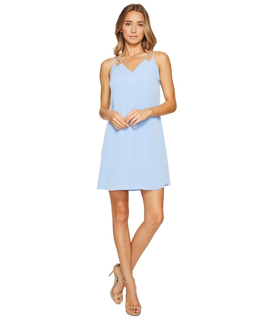 CeCe Sweeney Slip Dress (Blue Wave) Women