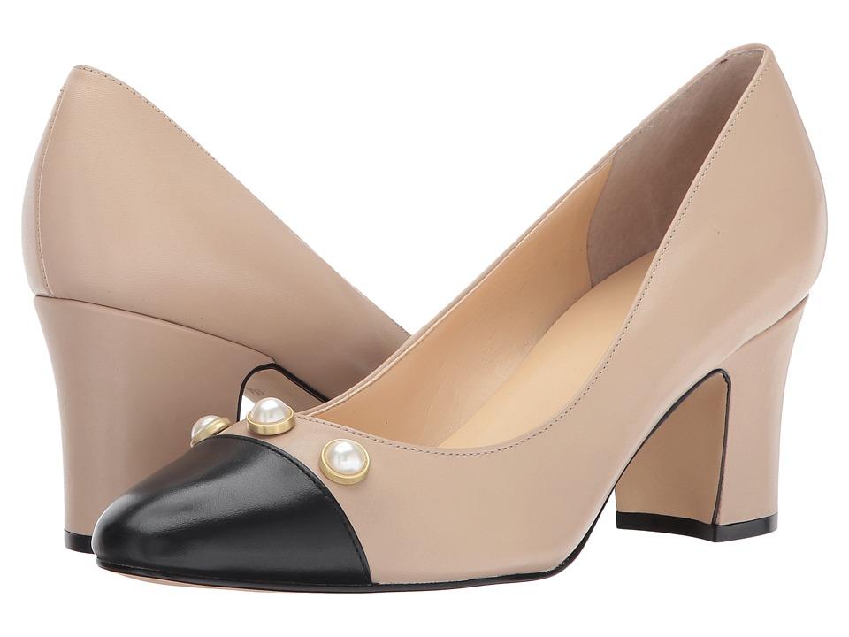 Ivanka Trump Landri (Natural Multi Dress Calf/Dress Calf) High Heels