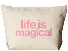 Dogeared Life Is Magical Lil Zip