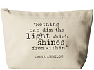 Maya Angelou: Nothing Can Dim The Light Lil Zip