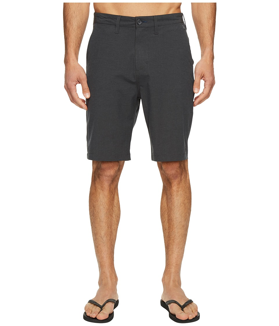 Billabong Crossfire Legacy Submersible Walkshorts (Asphalt) Men