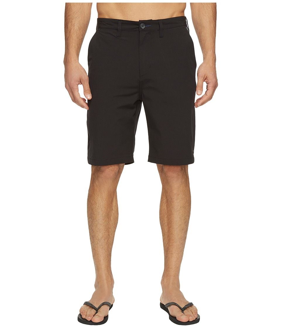 Billabong Crossfire Legacy Submersible Walkshorts (Black) Men