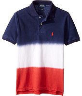 Polo Ralph Lauren Kids - Basic Mesh Ombre Top (Big Kids)