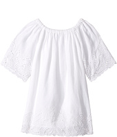 Polo Ralph Lauren Kids - Cotton Lace Hem Dress (Toddler)