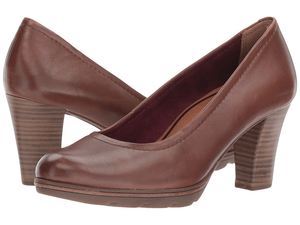 Tamaris Fee 1-1-22425-29 (Cognac) High Heels