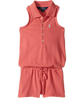 Polo Ralph Lauren Kids - Stretch Mesh Romper (Toddler)