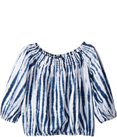 Polo Ralph Lauren Kids - Shibori Linen Boho Top (Little Kids)