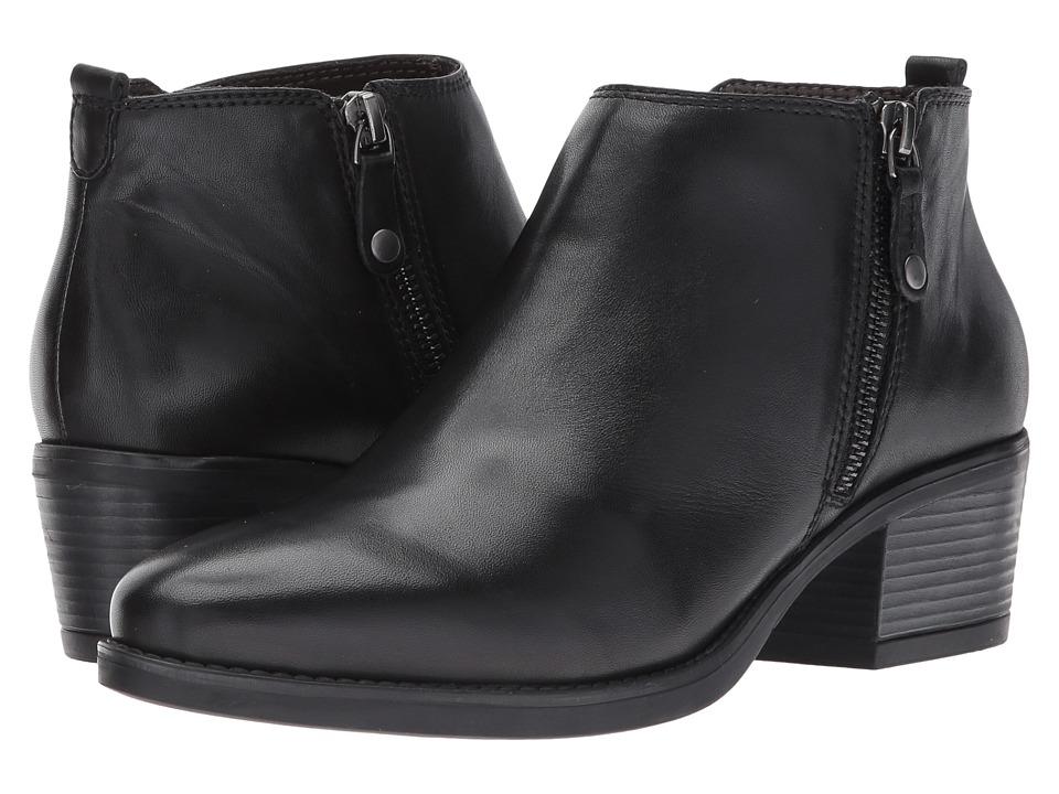Tamaris Lisanne 1-1-25011-29 (Black Leather) Women