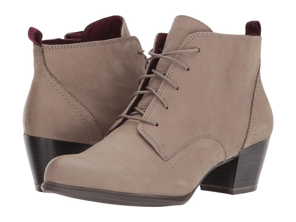 Tamaris Ocimum 1-1-25115-29 (Pepper Nubuck) Women's Shoes