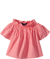Polo Ralph Lauren Kids - Sunfade Bengal Stripe Top (Little Kids)