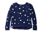 Polo Ralph Lauren Kids - French Terry Star Pullover Top (Little Kids)