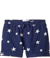 Polo Ralph Lauren Kids - French Terry Star Shorts (Little Kids)