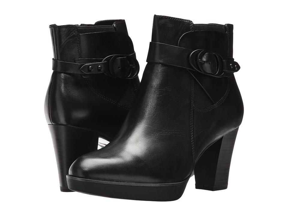 Tamaris Fee 1-1-25334-29 (Black Leather) Women