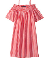 Polo Ralph Lauren Kids - Sunfade Bengal Slim Shirtdress (Big Kids)