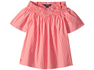 Polo Ralph Lauren Kids - Sunfade Bengal Striped Top (Big Kids)