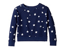 Polo Ralph Lauren Kids - French Terry Star Pullover Top (Little Kids/Big Kids)