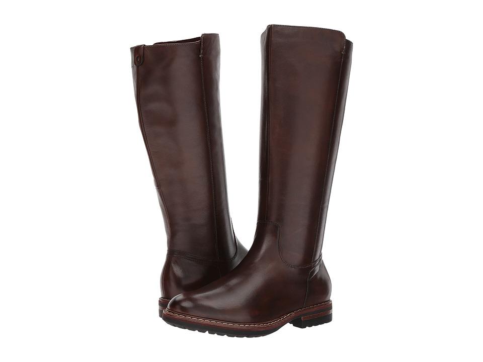 Tamaris Jenna 1-1-25604-29 (Maroon) Women's Boots