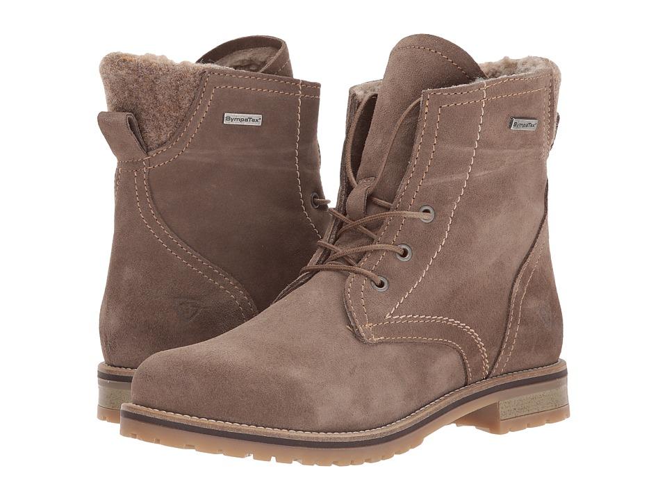 Tamaris Alice 1-1-26243-29 (Taupe) Women's Shoes