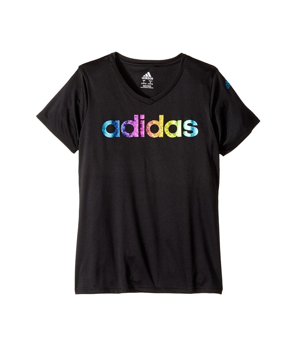 adidas Kids - V-Neck Tee
