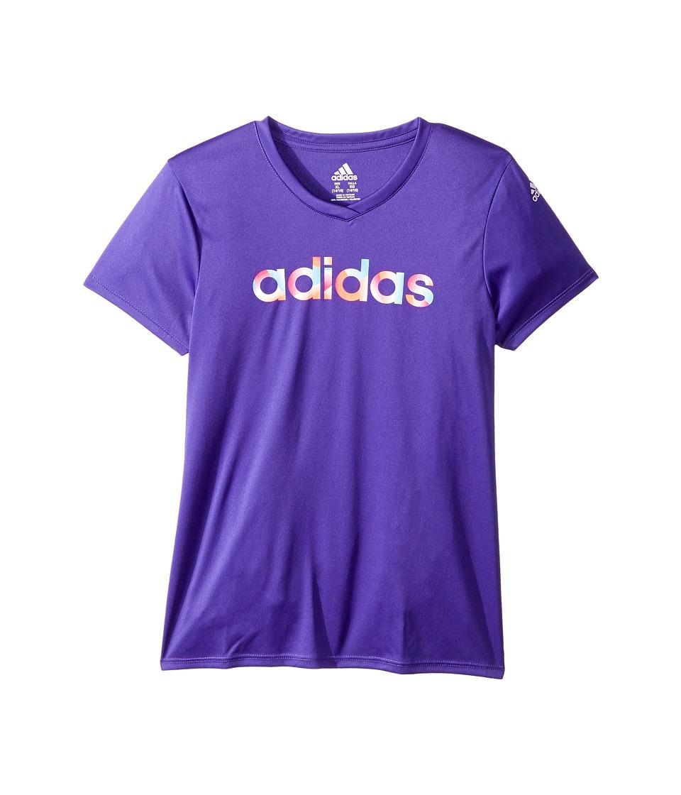 adidas Kids - Short Sleeve V