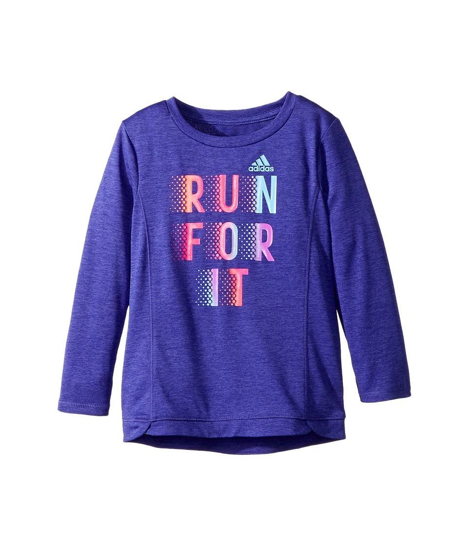 adidas Kids - Winning Vibes Melange Top