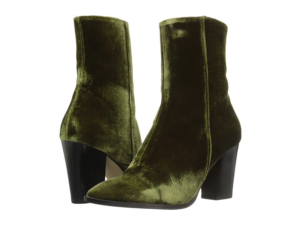 Shellys London Toddy boot (Olive) Women