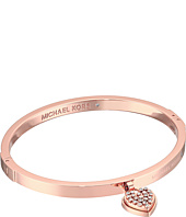 Michael Kors - Micro Muse Microstud Heart Hinged Bracelet