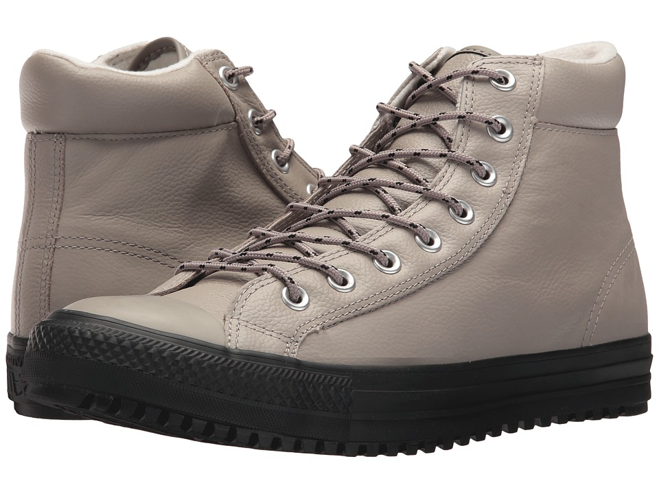 Converse Chuck Taylor(r) All Star(r) Boot PC Tumbled Leather Hi (Malted/Malted/Black) Men