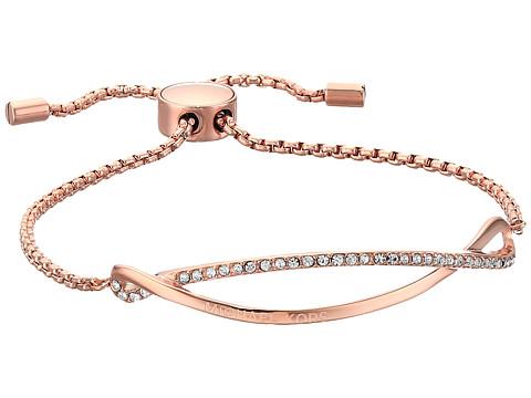Michael Kors Wonderlust Slider Bracelet - Rose Gold